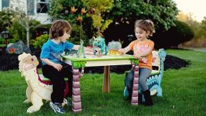 picnic table kids