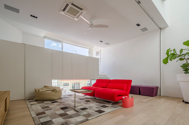 Contemporary Architecture in Singapore Interior 9