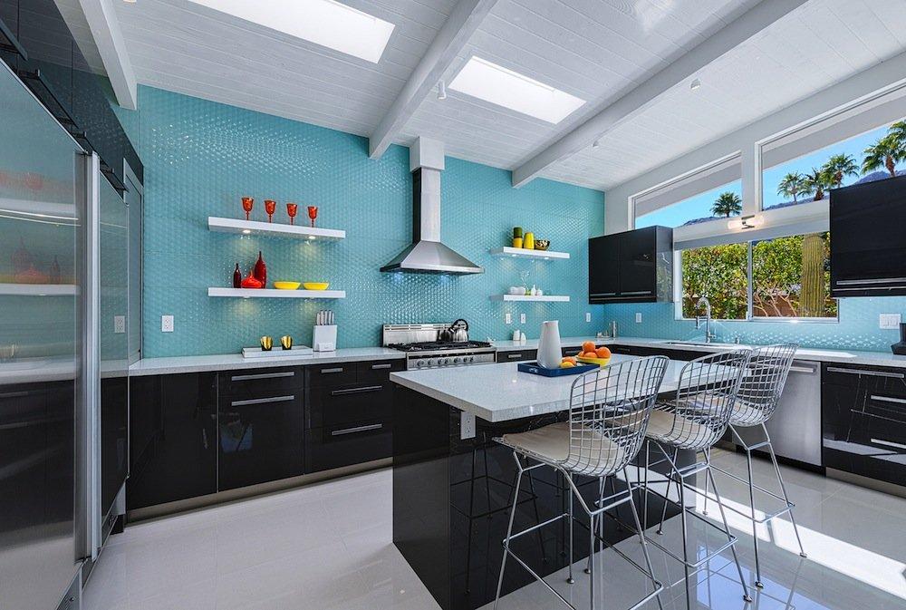 Mid-century Modern Kitchen3