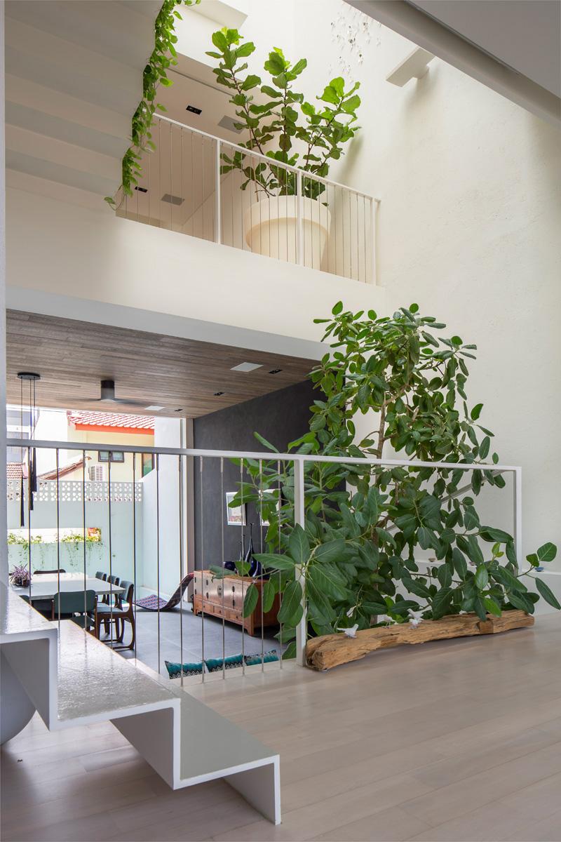Contemporary Architecture in Singapore Interior 1