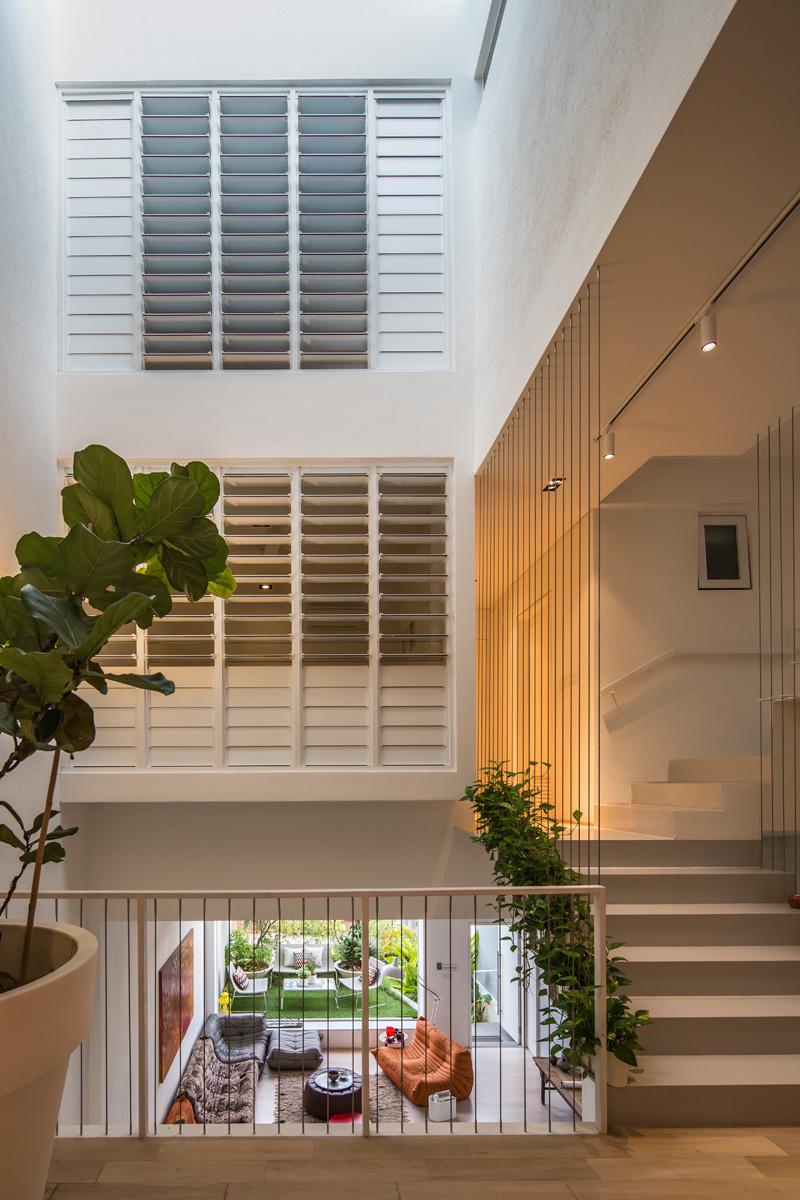 Contemporary Architecture in Singapore Interior 7