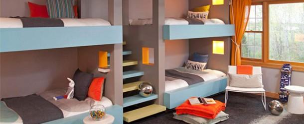 bunk bed boys