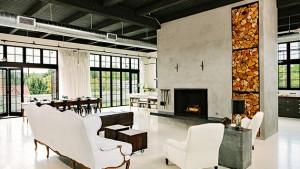 firewood livingroom