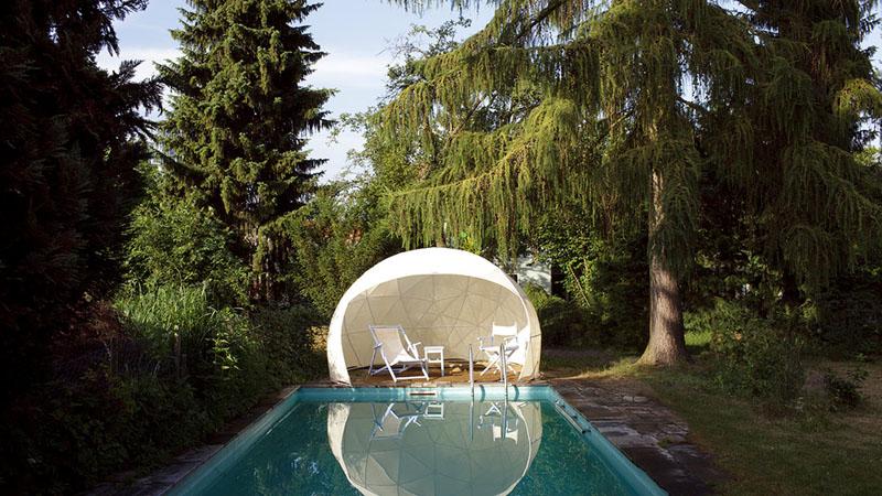 Garden Igloo Design