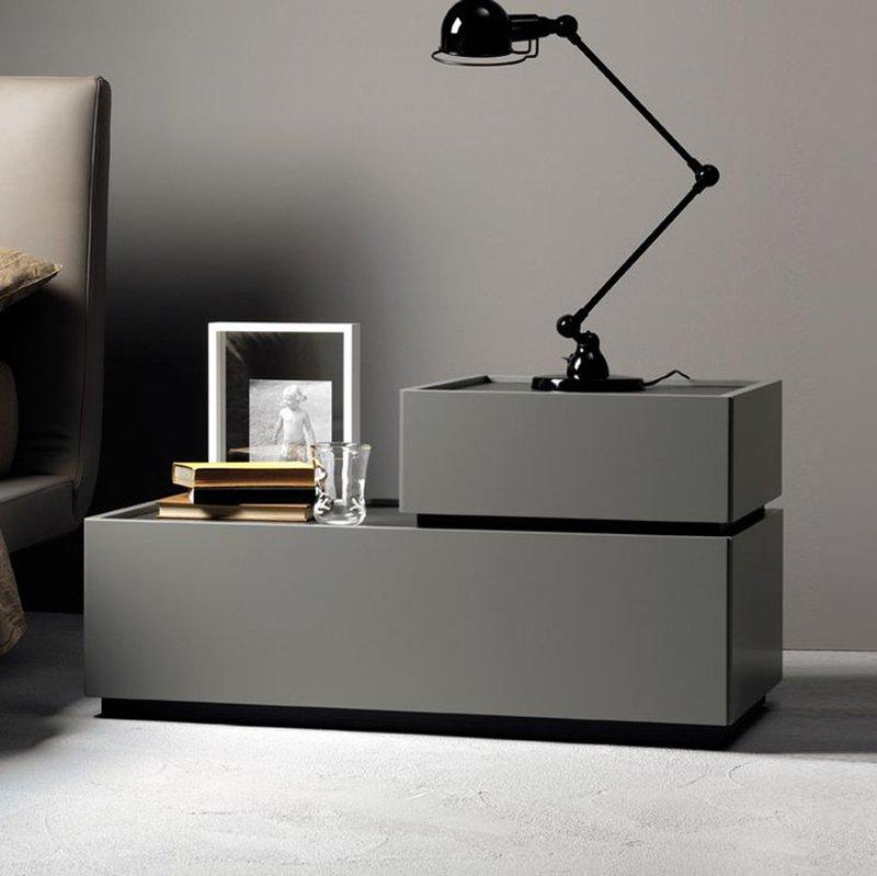 22 Sleek Modern Nightstands For The Bedroom Home Design