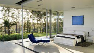 bluechair bedroom
