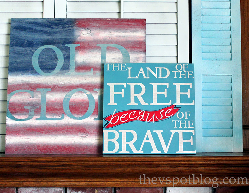 The Land of the Free Because of the Brave