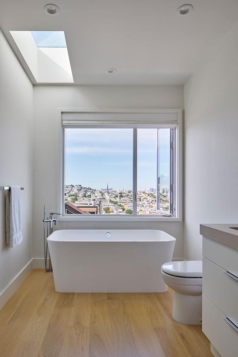 Urban Oasis bath