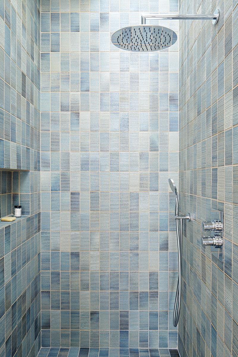 Urban Oasis bathroom