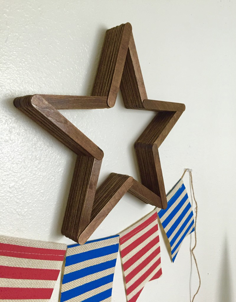 Amazing Pallet American Flag Wall Art  Pallet Furniture DIY