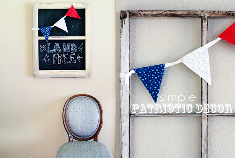 20 patriotic diy wall decors for the fourth of july home