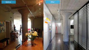 ba loft transformation