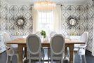 geometric dining