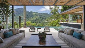 pool house brazil