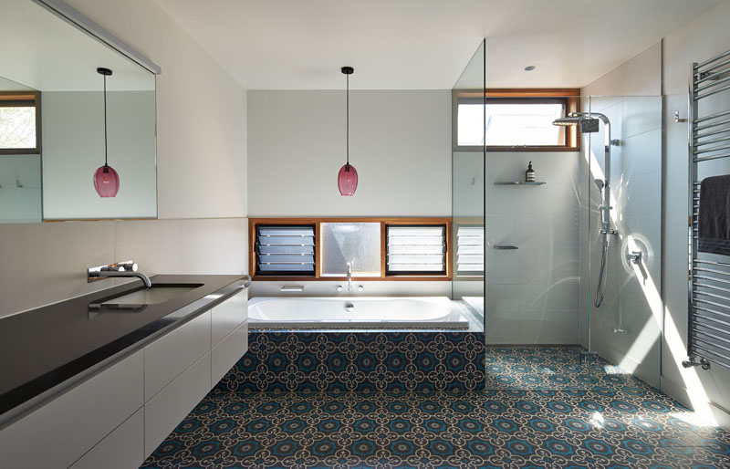 Yaraville Residence bathroom