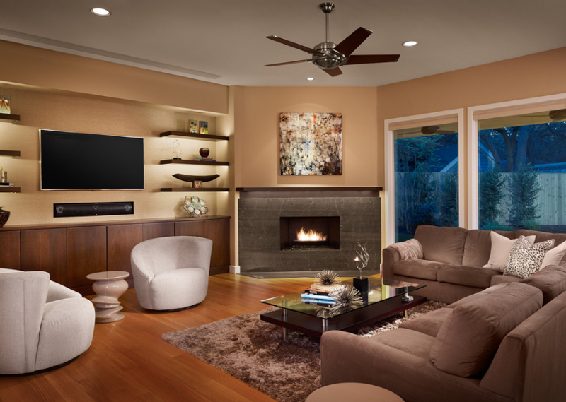 20 wooden floating shelves in the living room home design lover