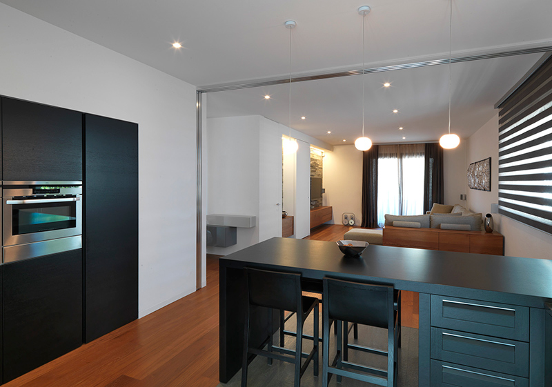RGR House kitchen