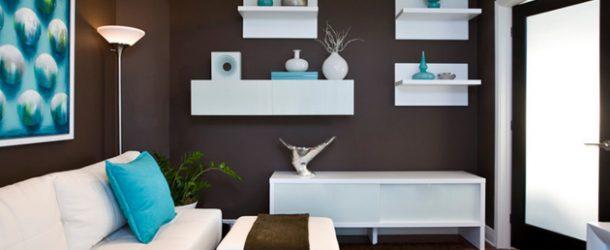 floating shelves lr