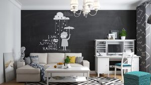 living chalkboard
