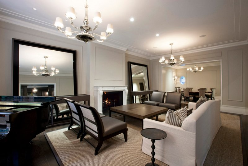 Best Living Rooms - Cover