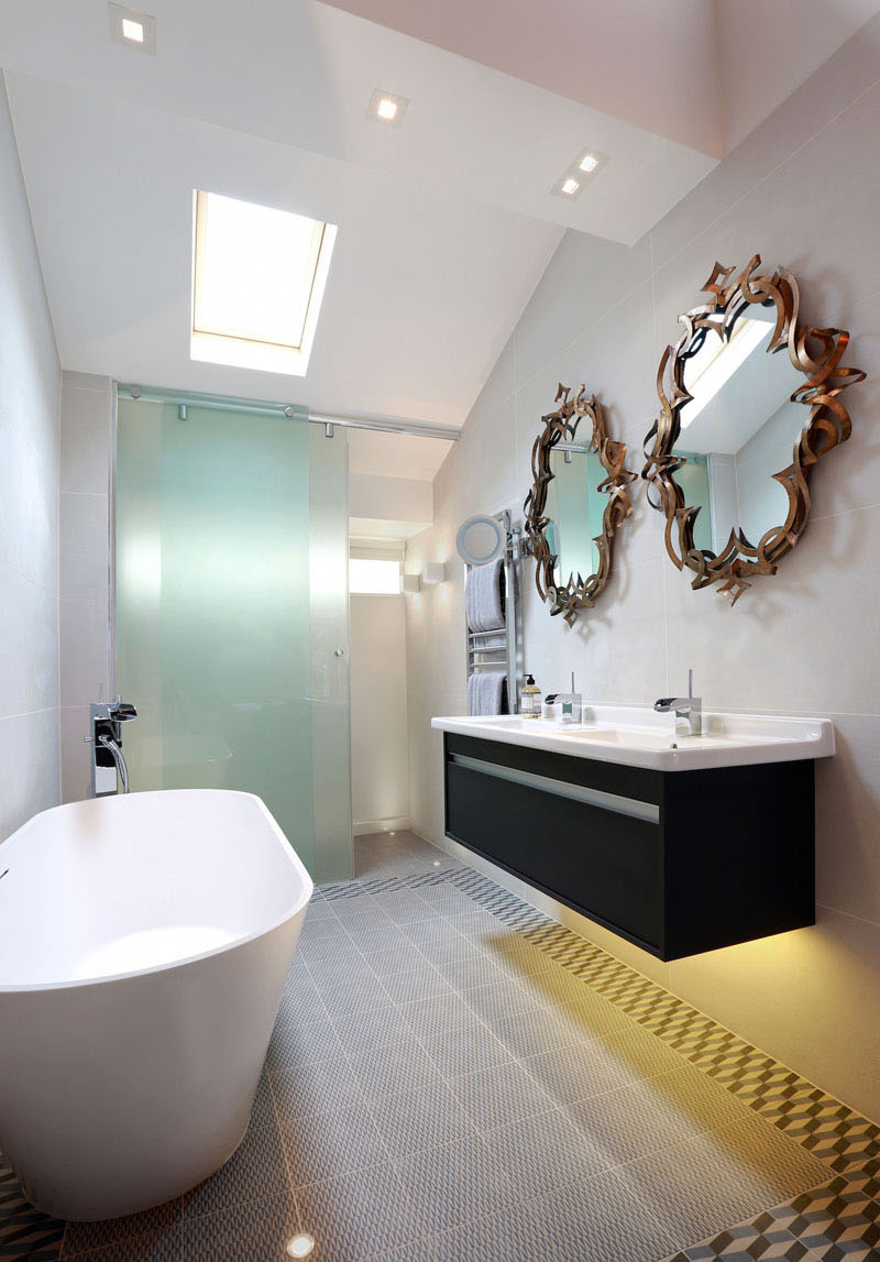 A Beautiful Contemporary London Townhouse Remodel Home