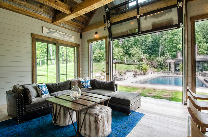 Redding Pool House
