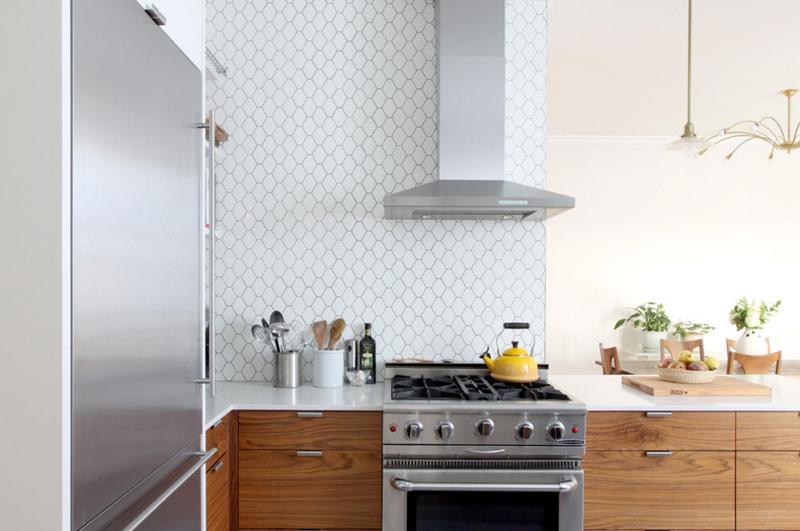 Brooklyn Pre - 20 Geometric Backsplash Tiles In The Kitchen Home Design Lover