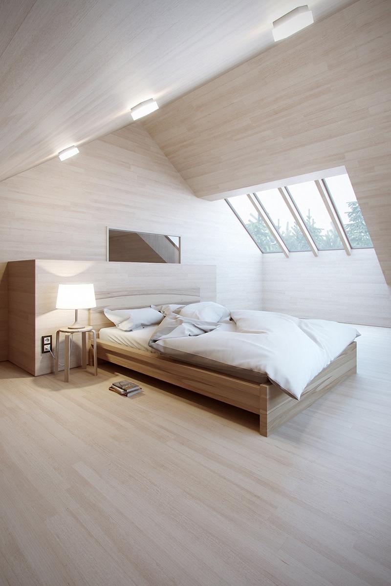Bedroom Interior Visualization
