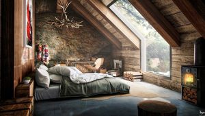 bedroom-attic