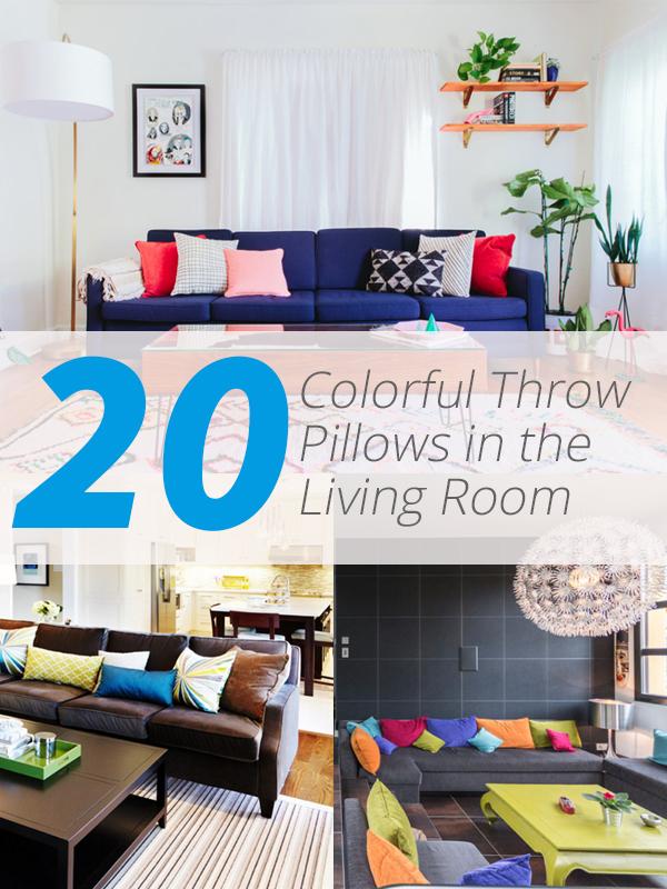 color pillows lr
