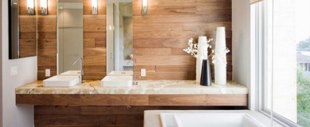 wall mounted bath