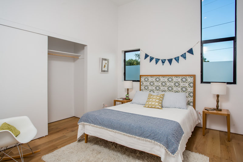 Palms Residence bedroom
