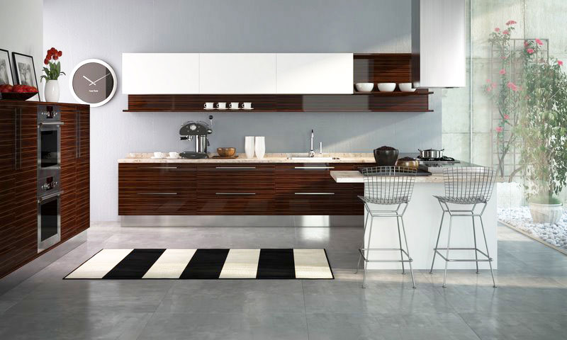 Kitchen High Gloss By Zancanaro