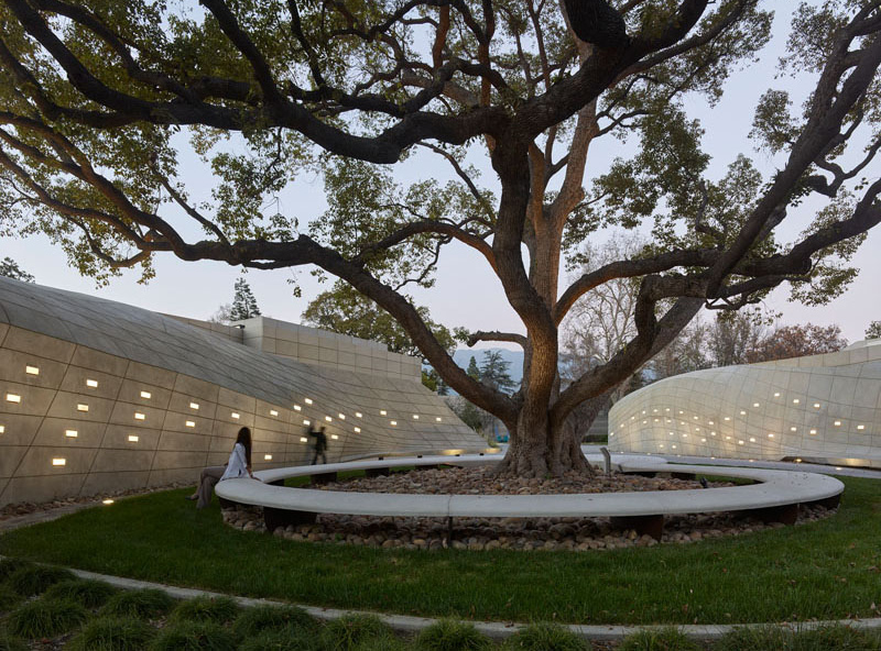 Kaplan Family Pavilion at the City of Hope