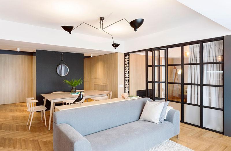 Apartment M furniture