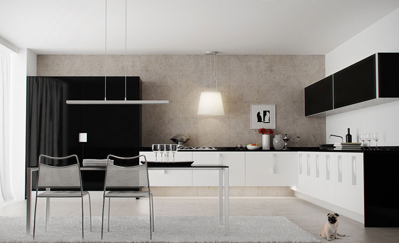 Kitchen By Rafael Reis