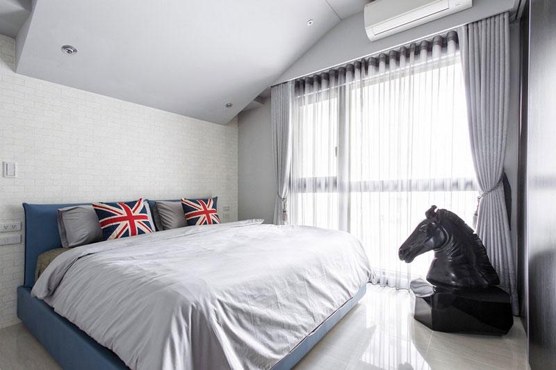 Tones Harmonizes bedroom