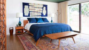 midcentury bedrooms