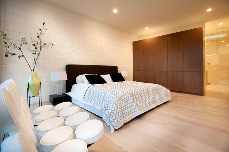 Lahaye Residence bedroom