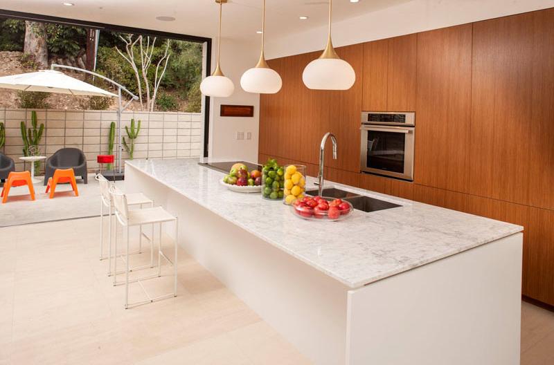 Lahaye Residence kitchen