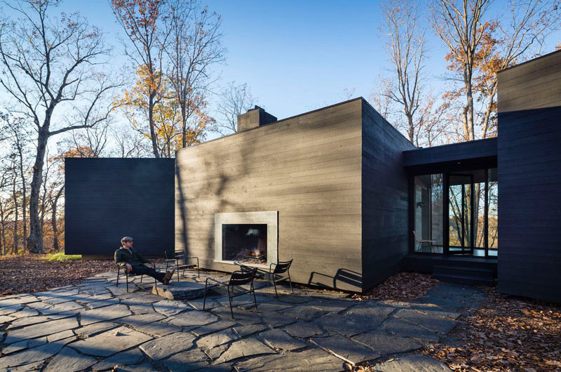 James River House outdoor