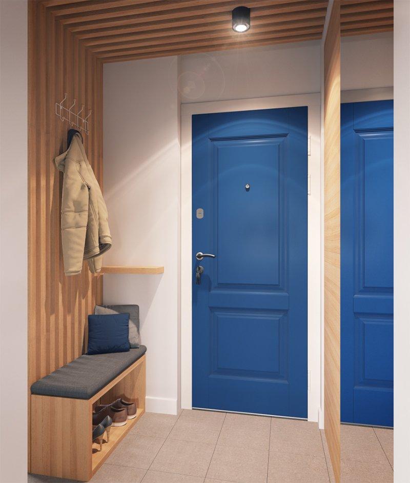 Igralnaya hallway