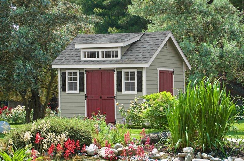 8x12 Premier Garden Sheds for Maryland