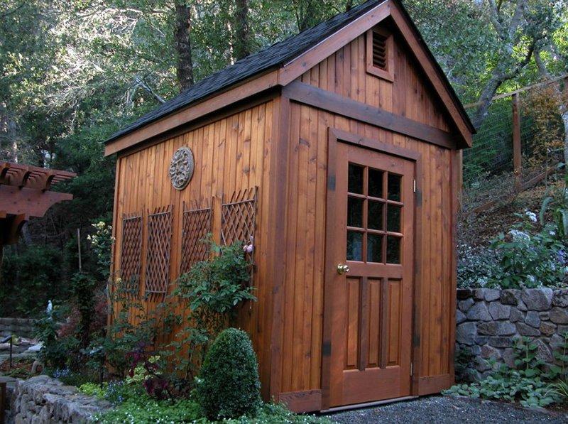 Kentfield Artist's Garden