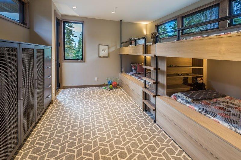 Sage Modern kid's bedroom