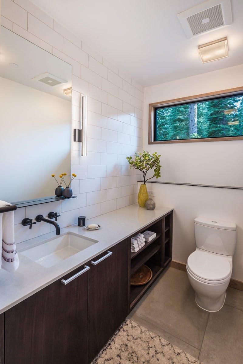 Sage Modern bath