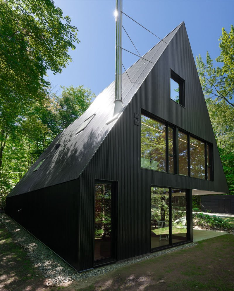 The Black Cabin
