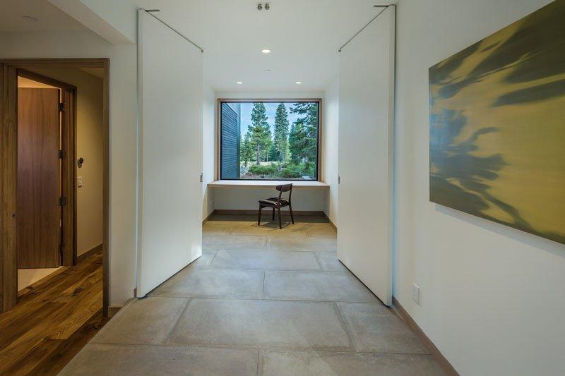 Sage Modern home office
