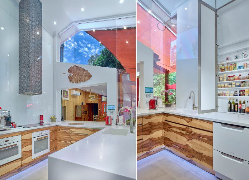 Modern and Rustic Blend with Stunning Results