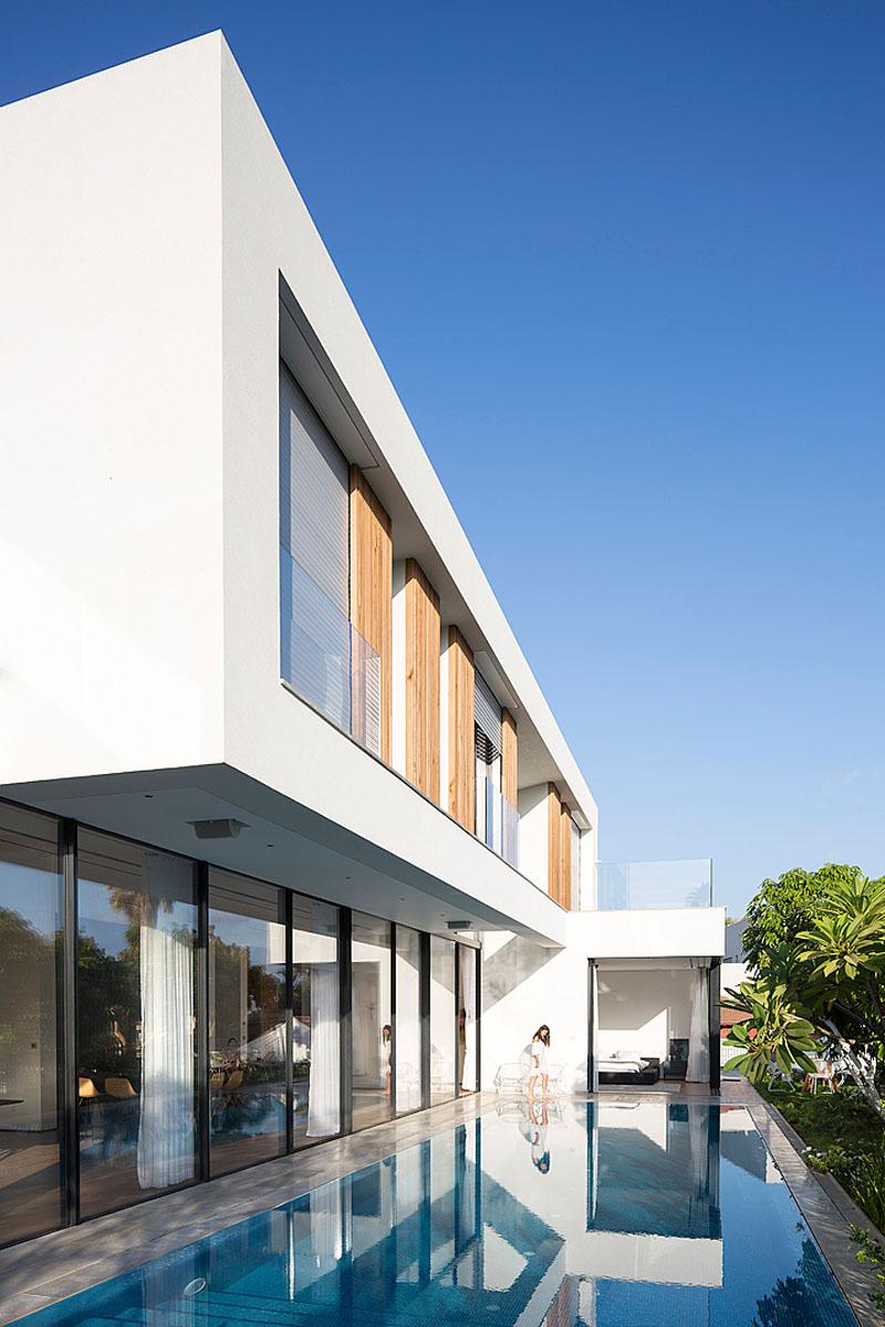 House 2 Rishon L-shape